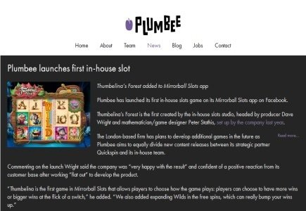 Pioneer Proprietary Slot by Plumbee Hits the Market