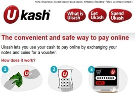 Ukash and British Bank Machine Go For Cardless Cash @ ATMs Service