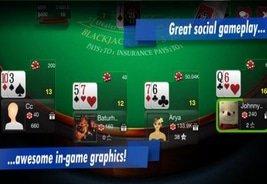 AbZorba Blackjack Game Reaches #1 in US iTunes App Store
