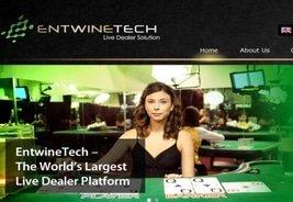 EntwineTech Improves Live Dealer Action