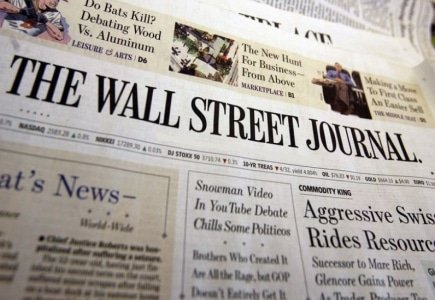 Head of Aristocrat Talks to Wall Street Journal