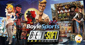 Boyle Sports to Feature BetSoft Slots