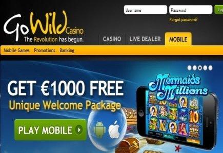 GoWild Free Casino App on Google Play