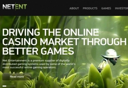 NetEnt Announces Global Supply Partnership with GTECH