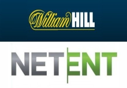 NetEnt Signs Deal with William Hill