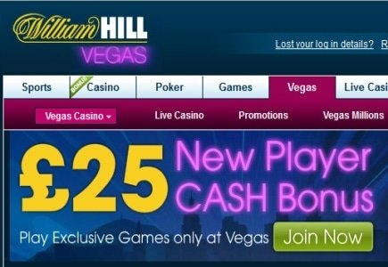 William Hill Debuts NetEnt Games