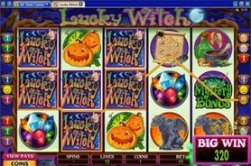 Microgaming Announced Lucky Witch for October's One Shot Tournament