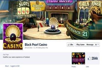 Novogoma Launches Black Pearl Social Casino