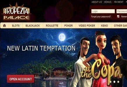 Tropezia Palace Casino Player Wins Euro100K