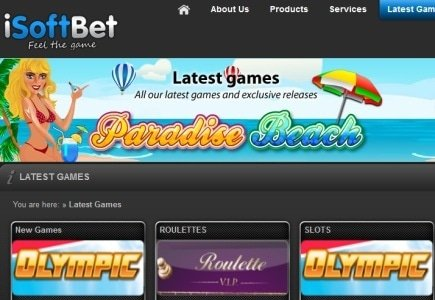 FENGaming Featuring iSoftBet Games