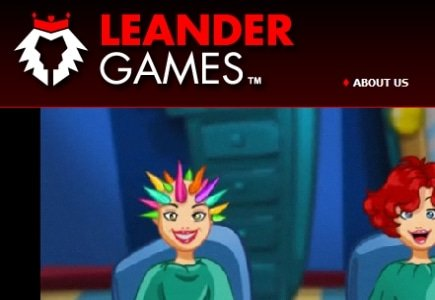 Amaya Gaming Signs Deal with Leander Games