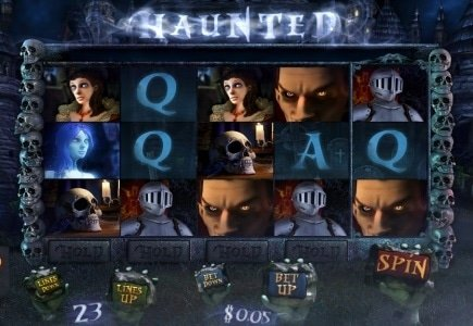 "WinADay Launches ""Haunted"" Slot Game"