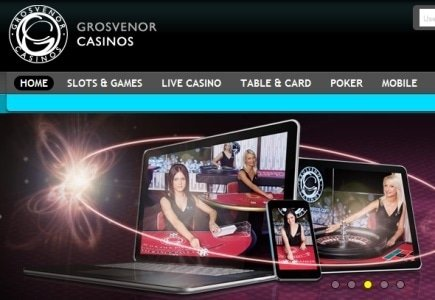 Live Casino Expansion at Grosvenor Casino