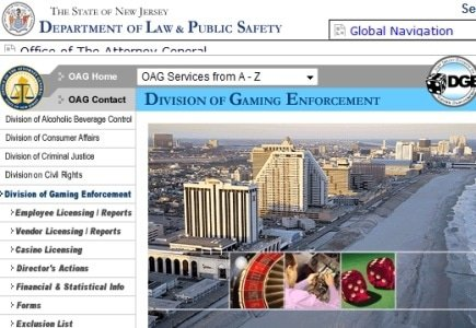 New Jersey Updates Self Exclusion List to Include Online Gambling
