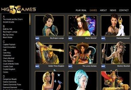 New High 5 Slot Games