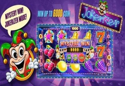 Jokerizer Slot Released