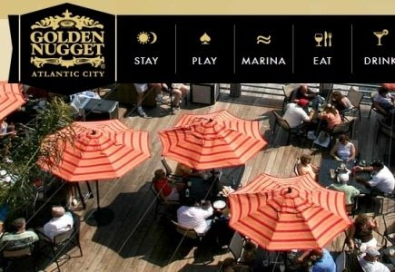 Golden Nugget Goes Live in New Jersey
