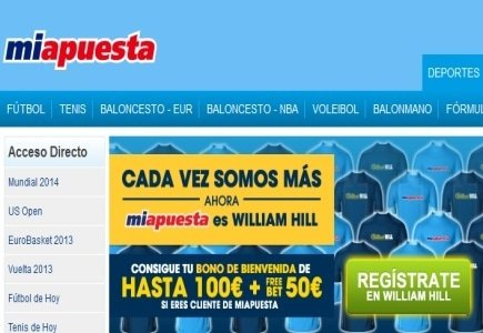 William Hill to Put Spanish Brand to Rest