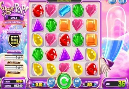 BetSoft Introduces Expansion Pack for SugarPop!