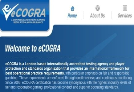 Ten Years of Resolution for eCOGRA