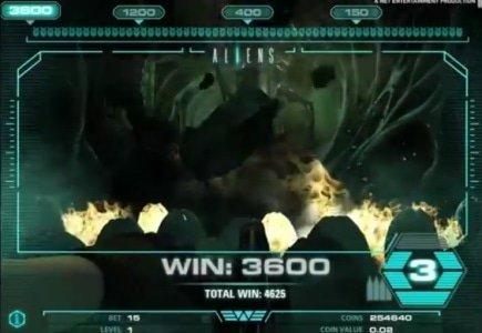 NetEnt Releases Aliens Slot Game