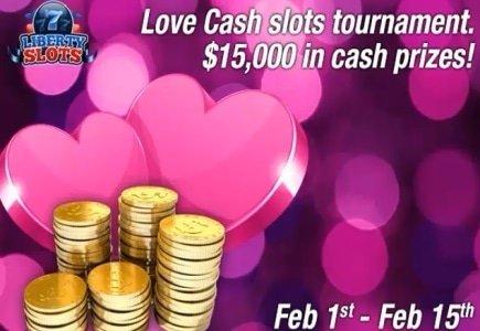 Liberty Slots Love Cash Slots Tournament!