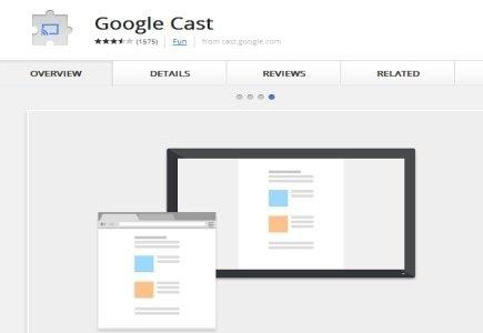 Google Cast Prohibits Online Gambling