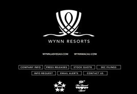 Sands Executive Resigns to Join Wynn Resorts