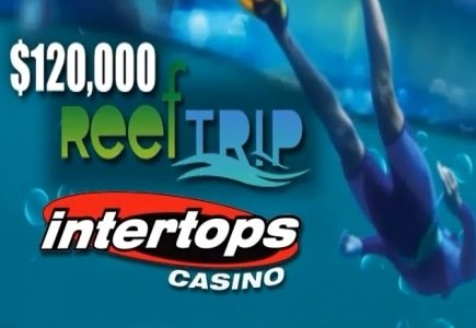 Get into the $120,000 'Reef Trip' Leaderboard Race at Intertops Online Casino