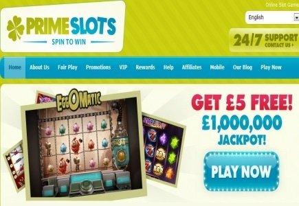 Prime Slots Easter Extravaganza Raffle