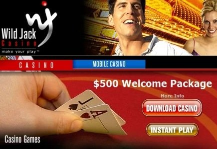 Wild Jack Casino Player Wins Video Poker Progressive Jackpot