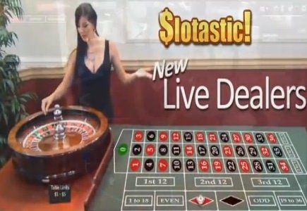Slotastic Introduces Live Dealers