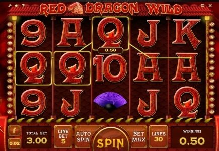 iSoftBet Launches Red Dragon