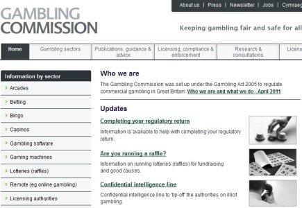 UK Gambling Commission Releases FAQ's on Gambling Bill