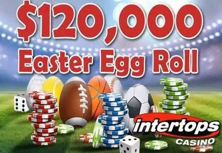 Intertops Easter Egg Roll Bonus Giveaway