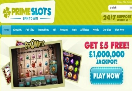 Prime Slots Switching to HTML 5 Version