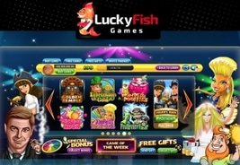 LuckyFish Games to Expand