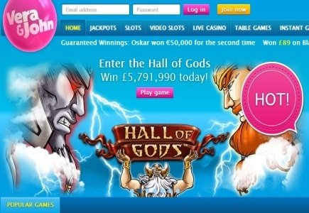 Vera & John Casino Choosing Marketing Agency to Attack British Market