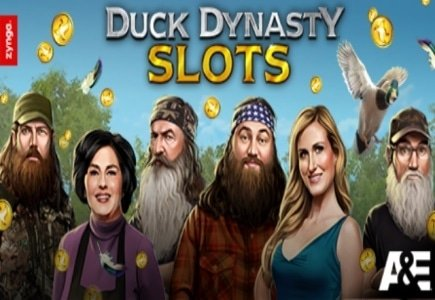 Duck Dynasty-themed Slot Launched by Zynga