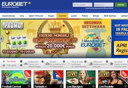 Eurobet Italy Launches Evolution's Mobile Live Dealer Product
