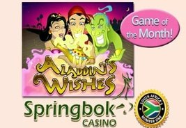 South Africa's Favorite Springbok Casino Has a New Top Paying Slot