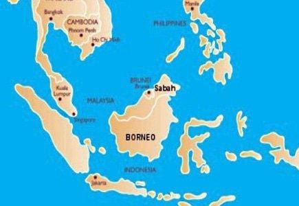 Borneo Police Raids Online Gambling Dens