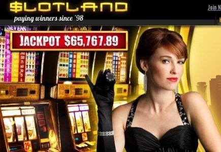 Canadian Player Wins Slotland Jackpot