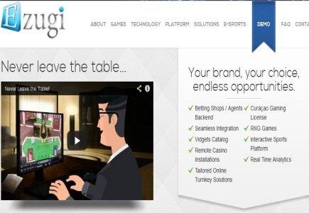 Ezugi Providing Live Dealer Services to Bitstars.net