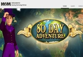 World Match Releases 80 Day Adventure Slot