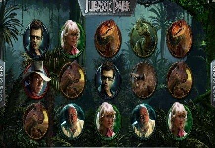 Jurassic Park Slot Game Released
