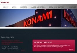 First Konami Slot Game Set for Release on GameAccount Network