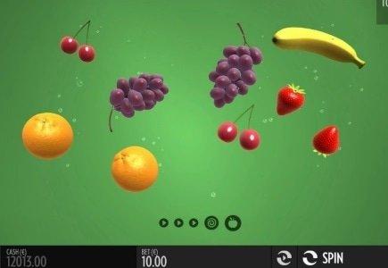 Thunderkick Releases Fruit Warp