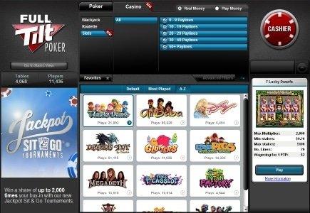 Full Tilt Casino to Launch Quickspin Games