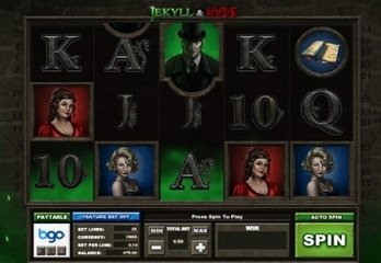 bgo Releases Jekyll & Hyde Proprietary Slot Game